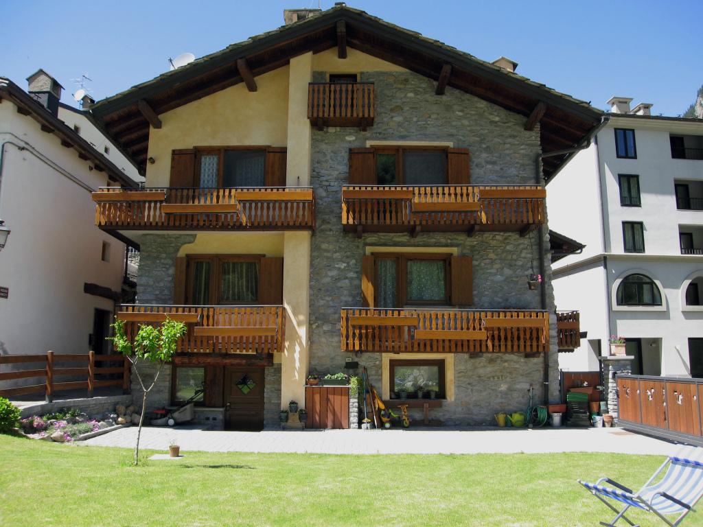 La casa a Pré-Saint-Didier